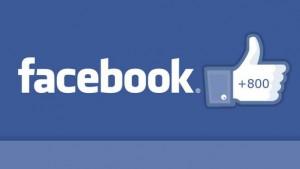 Facebook 800