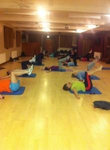 Evening Pilates