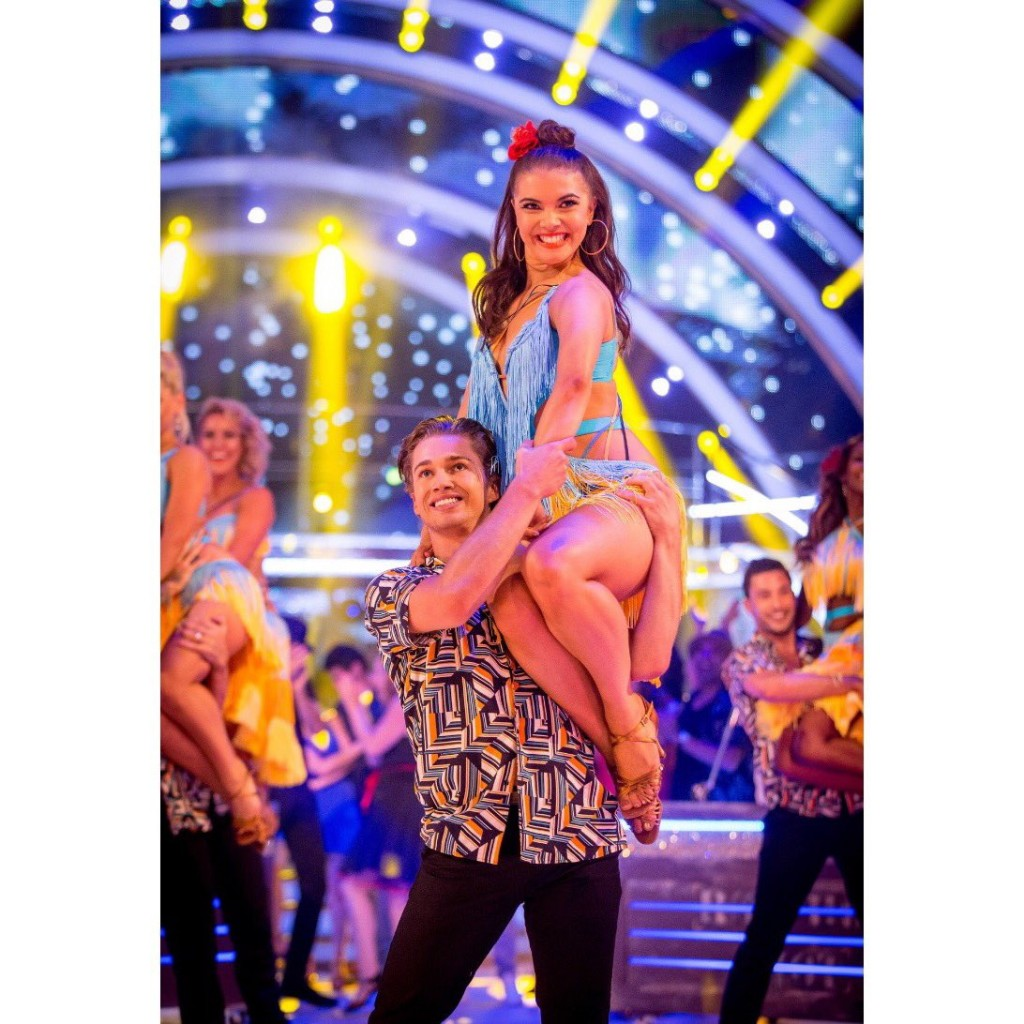 AJ & Chloe's Strictly Journey